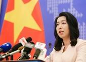 Hoạt động của 220 tàu Trung Quốc vi phạm chủ quyền Việt Nam