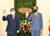 Hình ảnh chuyến công du đầu tiên của Thủ tướng Phạm Minh Chính