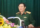 Tướng Nguyễn Tân Cương giữ chức Tổng tham mưu trưởng QĐND
