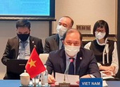 Quan chức cao cấp ASEAN - Trung Quốc họp hội nghị về Biển Đông