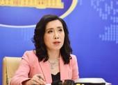 Việt Nam phản đối mọi hành động xâm phạm chủ quyền ở Trường Sa