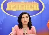 Việt Nam nói về kế hoạch sử dụng vaccine COVID-19 của Trung Quốc