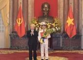 Thứ trưởng Bộ Công an được thăng hàm Thượng tướng