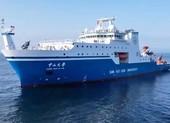 Trung Quốc sắp điều tàu nghiên cứu lớn nhất đến Hoàng Sa