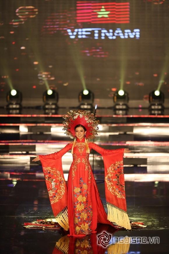 Á hậu huyền my,hoa hậu hoàn bình thế giới,miss grand,Hoa hậu,sao Việt