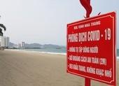 Khánh Hòa tiếp tục cấm tắm biển đến hết lễ 1-5