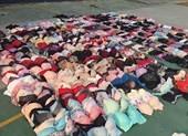 Người đàn ông trộm hàng trăm đồ lót nữ bằng cần câu