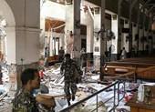 Nổ bom Sri Lanka: Đã được cảnh báo 10 ngày trước