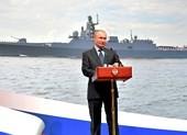 Nga khoe tàu ngầm dài nhất thế giới mang siêu ngư lôi Poseidon