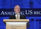 Đối thoại Shangri-La: Mỹ tố cáo Trung Quốc đe dọa ở biển Đông