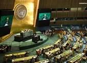 Tổng Thư ký LHQ nêu quan điểm về vấn đề biển Đông