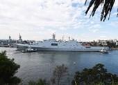 Dân Úc bất mãn khi 3 tàu chiến Trung Quốc đến Sydney
