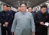 Ông Kim Jong-un thị sát nhà máy chế tạo ICBM