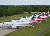 Hàng không Mỹ tiếp tục 'trùm mền' Boeing 737 MAX
