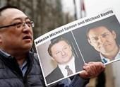 Trung Quốc chính thức bắt giữ 2 công dân Canada