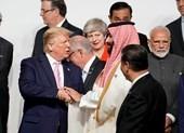 Ông Trump thân thiện hơn giữa G20 đầy chia rẽ