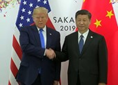 Ông Trump và ông Tập gặp nhau tại Hội nghị thượng đỉnh G20