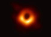 Bức ảnh Hố đen vũ trụ đầu tiên chói đỏ