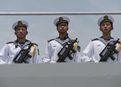 Trung Quốc thử tên lửa đạn đạo trái phép ở Biển Đông