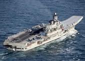 Tổng Tư lệnh Hải quân Nga tuyên bố sắp có tàu sân bay hạt nhân