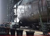 Ông Kim thị sát tàu ngầm nghi có khả năng mang tên lửa đạn đạo