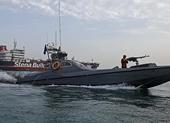 Iran treo cờ 'chế giễu' Anh trên tàu dầu Anh bị bắt giữ