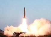 Hàn Quốc: Triều Tiên tiếp tục bắn nhiều tên lửa đạn đạo