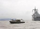 Trợ lực Mỹ, Hàn Quốc gửi hải quân tới eo biển Hormuz