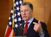 Đặc phái viên Mỹ tại Ukraine bất ngờ từ chức
