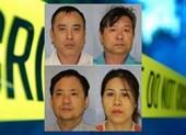 4 người gốc Việt ở Mỹ bị bắt vì trồng cần sa tại nhà