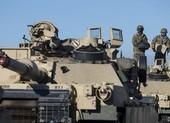 Mỹ tính triển khai 30 xe tăng Abrams bảo vệ các mỏ dầu ở Syria