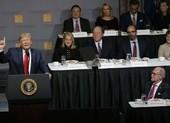 Ông Trump: Chưa nước nào thông thương gian dối như Trung Quốc