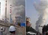 Nổ nhà máy khí hoá Trung Quốc, 12 người mất tích