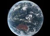 Video: Siêu bão Hagibis nhìn từ vệ tinh NASA