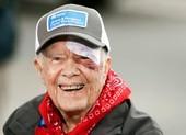 Cựu Tổng thống Mỹ Carter nhập viện vì xuất huyết não