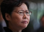 25 nghị sĩ Hong Kong yêu cầu bà Carrie Lam từ chức