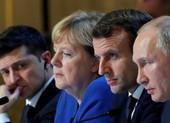 Bộ tứ Normandy thống nhất bầu cử cho đông Ukraine tự trị