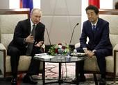 Nga-Nhật chưa giải quyết được tranh chấp lãnh thổ