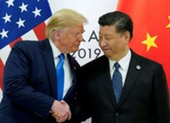 Ông Trump xác nhận sắp cùng ông Tập ký thỏa thuận thương mại