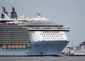Gần 500 người trên tàu du lịch hạng sang gặp dịch bệnh