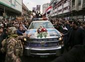 Hàng ngàn người dự lễ tang tướng Iran Soleimani