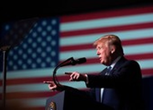 Ông Trump: Không có lính Mỹ thiệt mạng, Iran phải bỏ cuộc