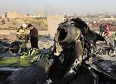 Iran: Máy bay Ukraine đã bốc cháy trước khi rơi ở Tehran