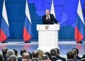 'Lần đầu tiên Nga đứng đầu thế giới về vũ khí tiên tiến'