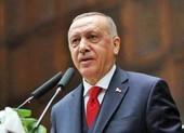 Ông Erdogan kêu gọi châu Âu cùng làm áp lực lên tướng Haftar