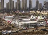 Trung Quốc dốc lực xây 2 bệnh viện đối phó virus Corona