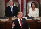 82 phút phát biểu thông điệp liên bang, ông Trump nói gì?