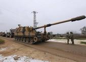 Thổ Nhĩ Kỳ điều quân tới Idlib để kiểm soát khu vực
