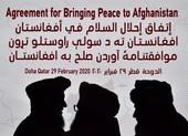 Taliban tuyên bố ngừng hòa ước, bạo lực bùng phát tại Afghan