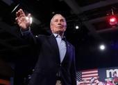 Tỷ phú Bloomberg rời cuộc đua Nhà Trắng, ủng hộ ông Biden